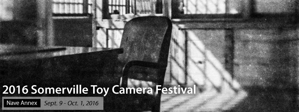 2016 Somerville Toy Camera Festival