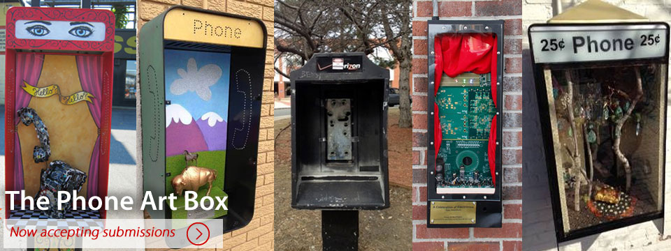 The Phone Art Box